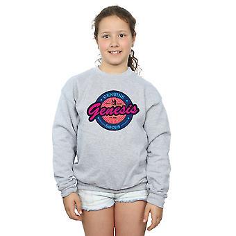 Genesis Girls Neon Logo Sweatshirt
