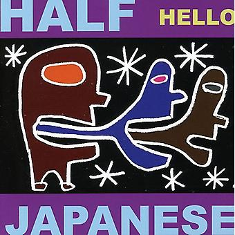 Halb Japaner - Hello [CD] USA import