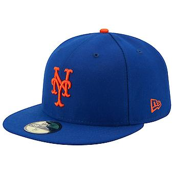 New era 59Fifty casquette - authentique New York Mets royal
