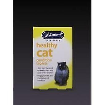 Johnsons Cat Condition Tabs 30s