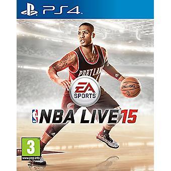 NBA Live 15 (PS4)-nieuw