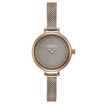 Kenneth Cole Nowy Jork kobiety nadgarstka zegarek analogowy, kwarcowy ze stali nierdzewnej KC50065006
