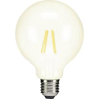Sygonix LED (monochroom) EEC A++ (A++ - E) E27 Globe 6 W = 60 W Warm wit (Ø x L) 95 mm x 134 mm Filament 1 pc(s)