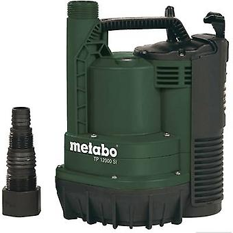 Metabo TP 12000 SI 0251200009 Submersible pump 11700 l/h 9 m