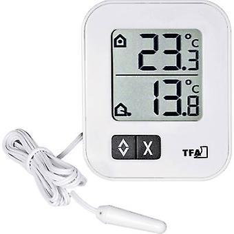 TFA Dostmann 30.1043.02 termometer Vit