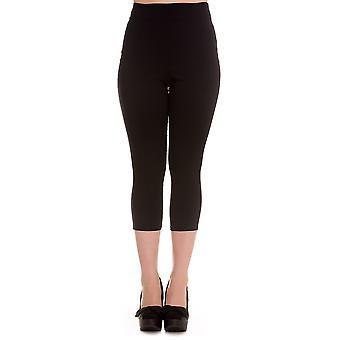 Hell Bunny Tina Capri pantalons