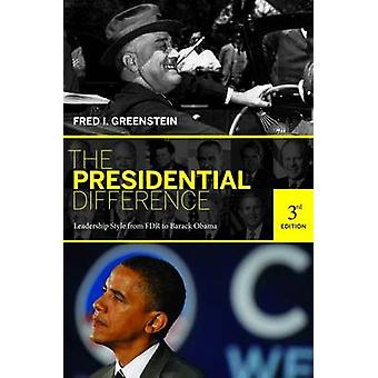 Presidential Difference by F Greenstein