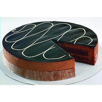 Chantilly Frozen Dark Chocolate Truffle Torte