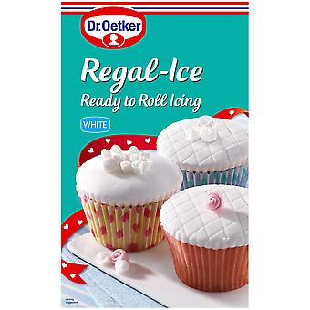 Dr Oetker Ready to Roll Soft Fondant Icing