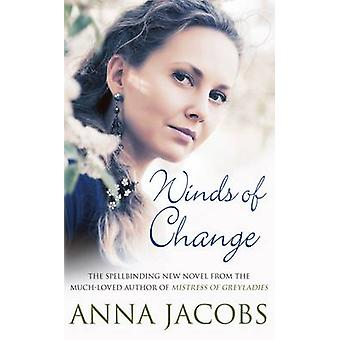 Winds of Change by Anna Jacobs - 9780749018528 Book