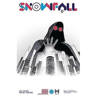 Snowfall by Joe Harris - 9781534300583 Book