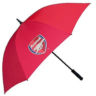 Arsenal FC Single Canopy Golf Paraply