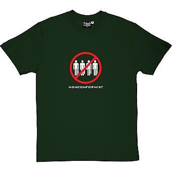 Nonconformist Racing Green Men's T-Shirt