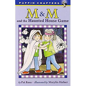 M & M og hjemsøkt hus spillet (Lunde kapitler: M & M)
