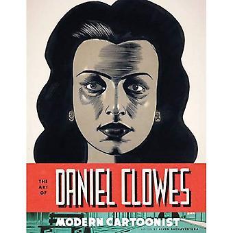 Konsten att Daniel Clowes: moderna tecknare