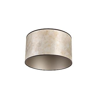 QAZQA Lampshade silver 35/35/20