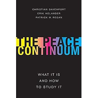 Rauhan jatkumo: Mitä se on ja miten tutkia sitä (tutkimusta strateginen rauhanrakennuskomission)