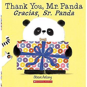 Thank You, Mr. Panda/Gracias, Sr. Panda