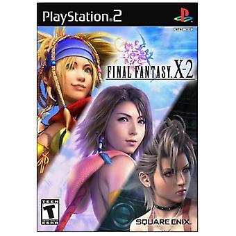 Final Fantasy X-2 (PS2) - Neue Fabrik versiegelt