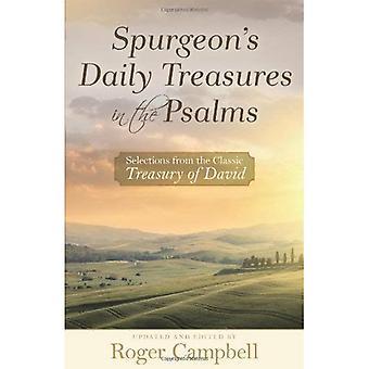 Spurgeon de dagelijkse schatten in de Psalmen