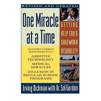 One Miracle at a Time Getting Help for a Child with a Disability by Dickman & Irving