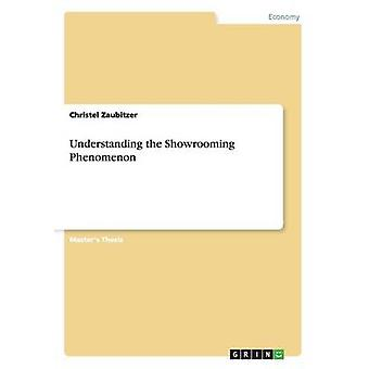 Forstå Showrooming fenomenet av Zaubitzer & Christel