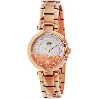 Toon Elite E54574G-801 - staal vrouw Rose Gold
