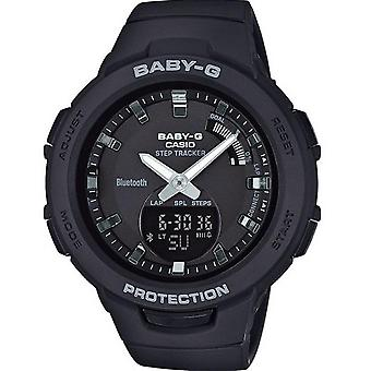 Casio BABY-G BSA-B100-1AER Watch - Uhr R Sinus Chronograph schwarz