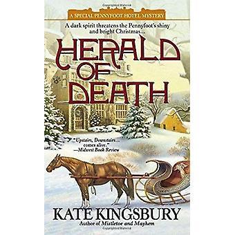 Herald of Death by Kate Kingsbury - 9780425251669 Book