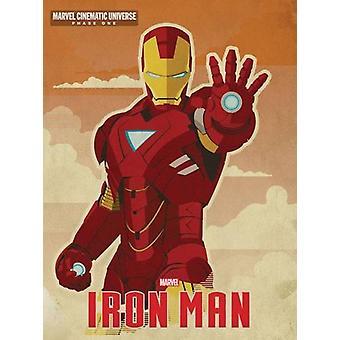 Marvel Iron Man - Marvel Cinematic Universe Phase One - 9781474851503