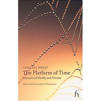 The Platform of Time by Virginia Woolf - 9781843917090 Book