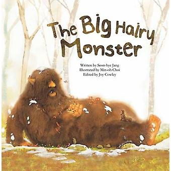 Big Hairy Monster - Counting to Ten - 9781925234114 Book