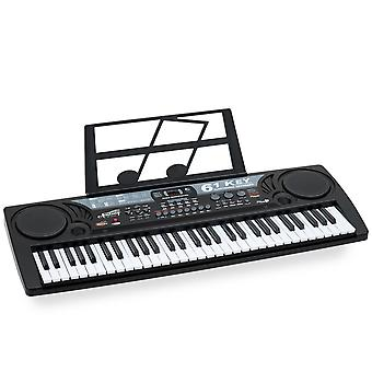 Toyrific Academy Of Music 61 Key Electric Keyboard
