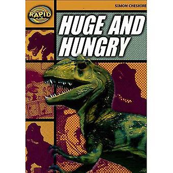 Rapide 4 décor A: énorme et affamés (série 1)