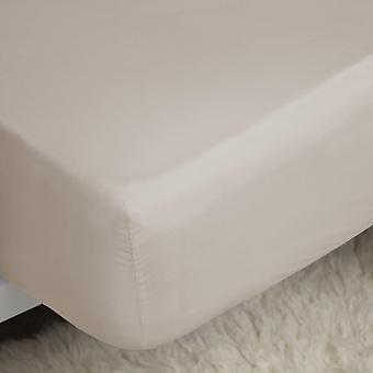 Belledorm 200 Thread Count Egyptian Cotton Deep Fitted Sheet