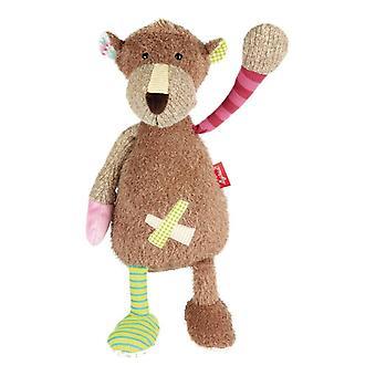 Sigikid Cuddle Patchwork Sweety Bear