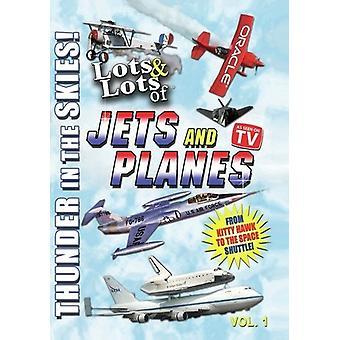 Masser & masser af jetfly & fly Vol. 1 [DVD] USA import