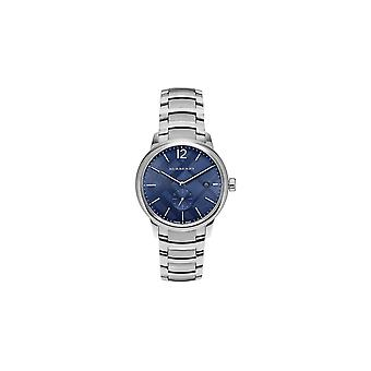 Burberry Bu10007 Men's Stainless Steel Clasic Blue Dial Watch