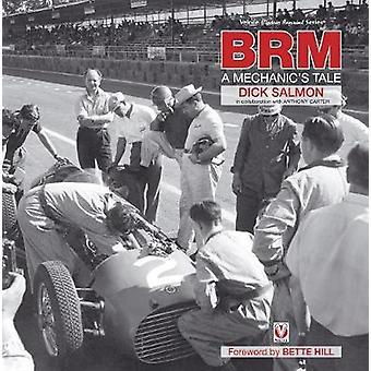 BRM -  A mechanic`s tale by Richard Salmon - 9781787112278 Book