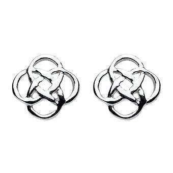 Heritage 4216HP Lobe Earrings - Woman - Sterling Silver 925 - Silver