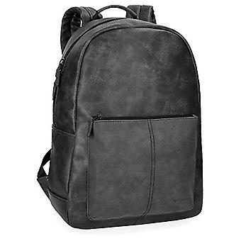 Pepe Jeans Cranford Black Laptop Backpack