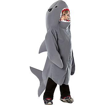 Infant Boys Shark Costume