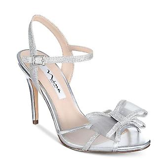 Nina Womens charm Open Toe Casual Ankle Strap Sandals