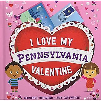 Jag älskar min Pennsylvania Valentine