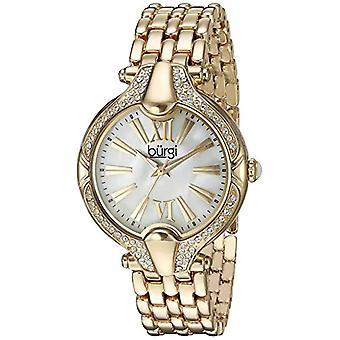 Burgi Clock Woman Ref. BUR163YG