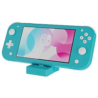Soporte de carga Lite del interruptor Nintendo - turquesa
