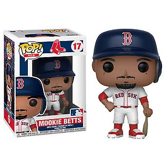Major League Baseball Mookie Betts pop! Vinyl