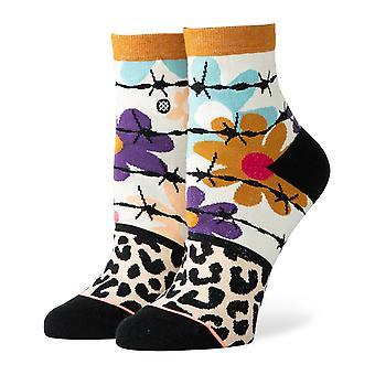 Stance Flower Power Lowrider Ankle Socks in Offwhite Stance Flower Power Lowrider Ankle Socks in Offwhite Stance Flower Power Lowrider Ankle Socks in Offwhite Stance Flower