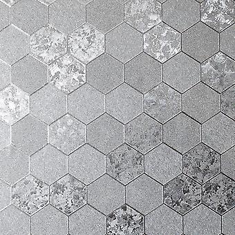 Folia Honeycomb Tapety Arthouse