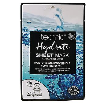 Technic Hydrate Sheet Face Mask